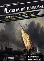 Vente EBooks : Écrits de jeunesse  - Henry David THOREAU