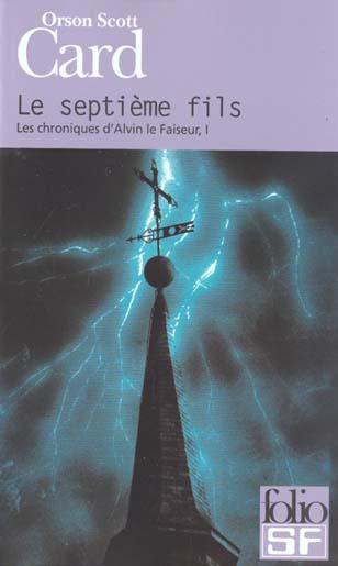 les chroniques d'Alvin le Faiseur t.1 ; le septième fils