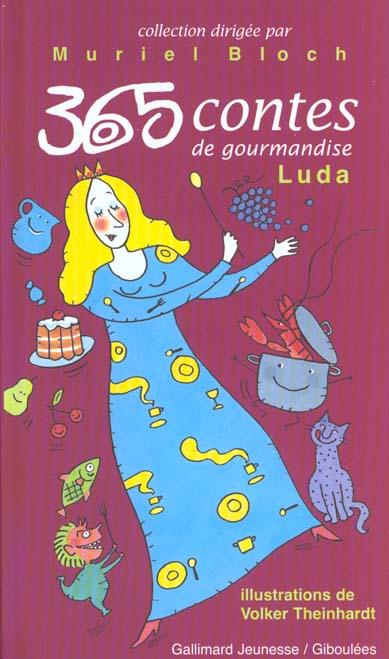 365 contes de gourmandises