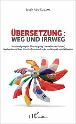 Vente EBooks : Ãoebersetzung : weg und irrweg  - Justin Abo Kouame