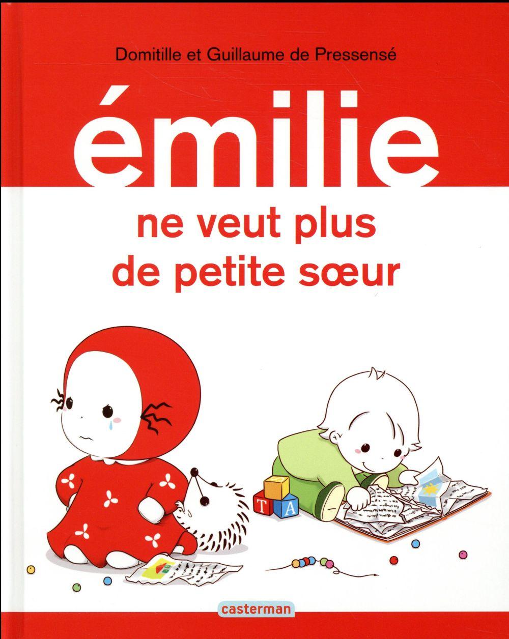 Emilie ne veut plus de petite soeur