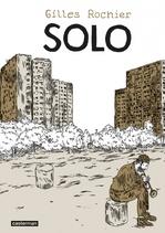 Vente Livre Numérique : Solo  - Gilles Rochier