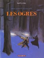 Couverture de Hiram Lowat Et Placido - Hiram Lowatt & Placido - Tome 2 - Les Ogres