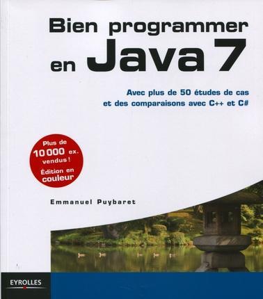 Bien Programmer En Java 7 (4e Edition)