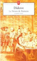 Couverture de Le neveu de rameau et autres textes