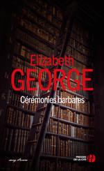 Vente Livre Numérique : Cérémonies barbares  - Elizabeth George
