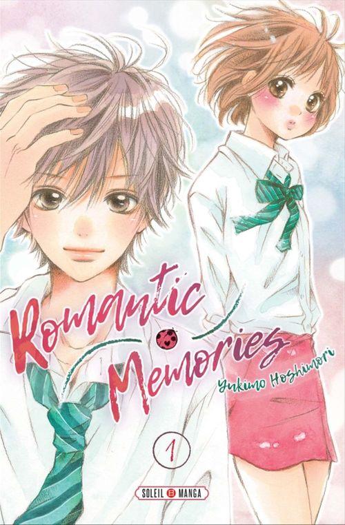 Vente Livre Numérique : Romantic memories T01  - Yukimo Hoshimori