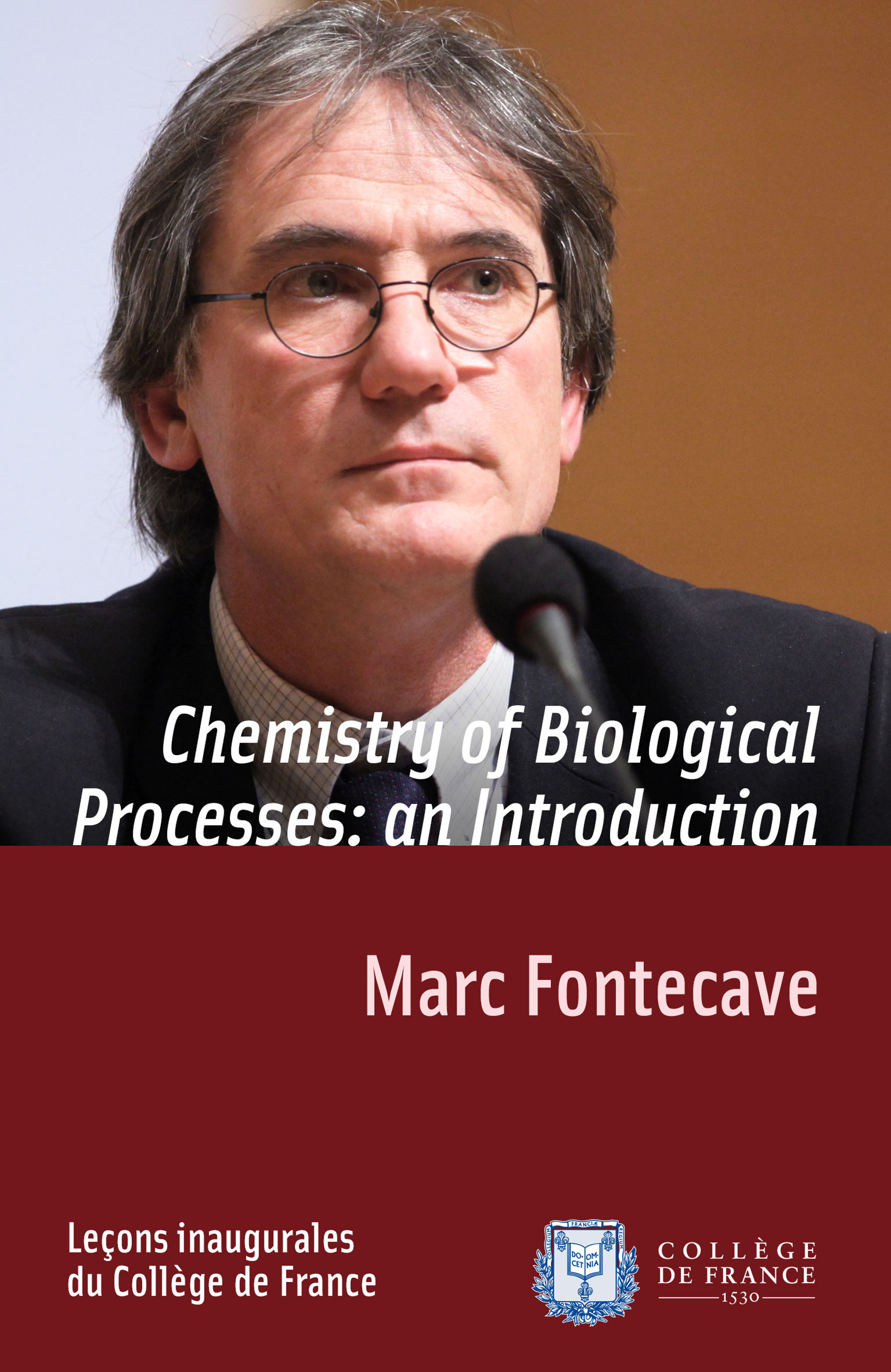chemistry of biological processes : an introduction