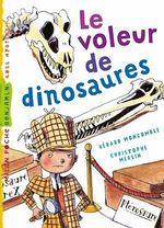 Vente Livre Numérique : Le voleur de dinosaures  - Gérard Moncomble