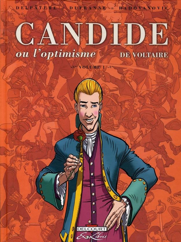 Candide ou l'optimisme, de Voltaire t.1