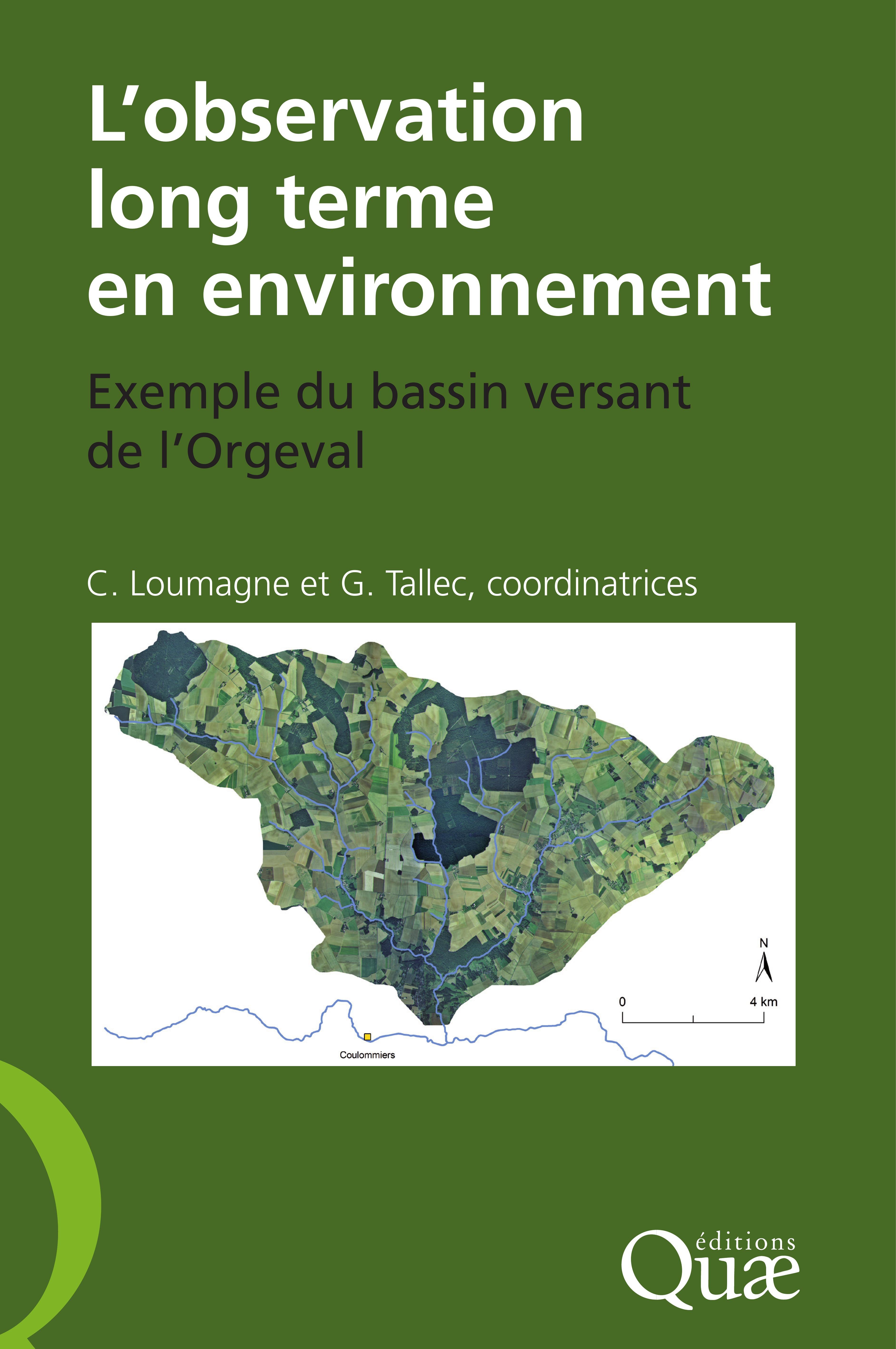 L'observation long terme en environnement ; exemple du bassin versant de l'Orgeval