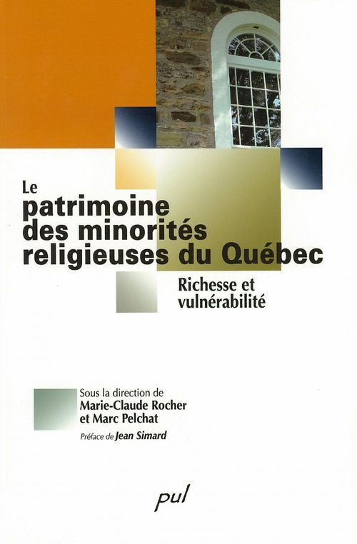 Le patrimoine des minorites religieuses + dvd