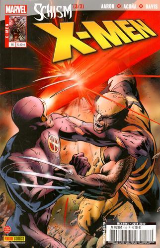 X-Men V2 16 (Schisme2/4)