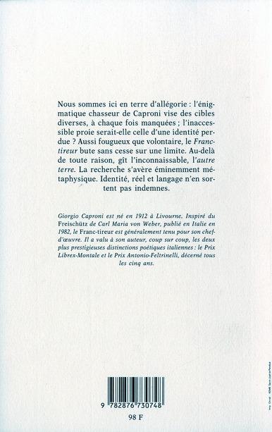 Franc-tireur (le)