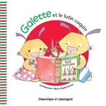 Vente EBooks : Galette et le lutin coquin  - Lina Rousseau