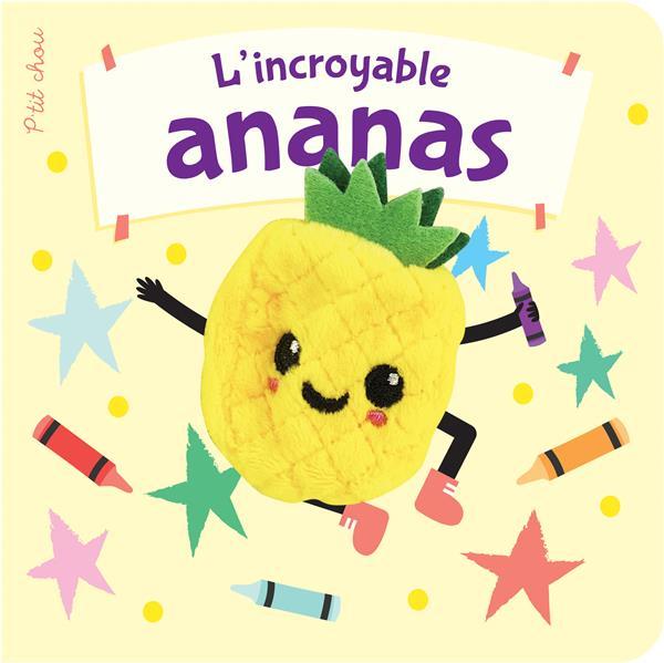 l'incroyable ananas
