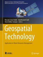 Geospatial Technology  - Nour Eddine Semane - Hassane Jarar Oulidi - Abdelhamid Fadil