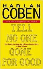 Vente Livre Numérique : Tell No One/Gone for Good  - Harlan COBEN