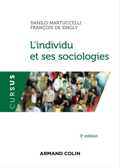 L'individu et ses sociologies (3e édition)