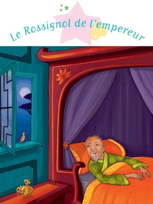 Vente EBooks : Le rossignol de l'empereur  - Christelle Chatel