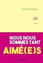 Vente Livre Numérique : 69  - Juliette Kahane