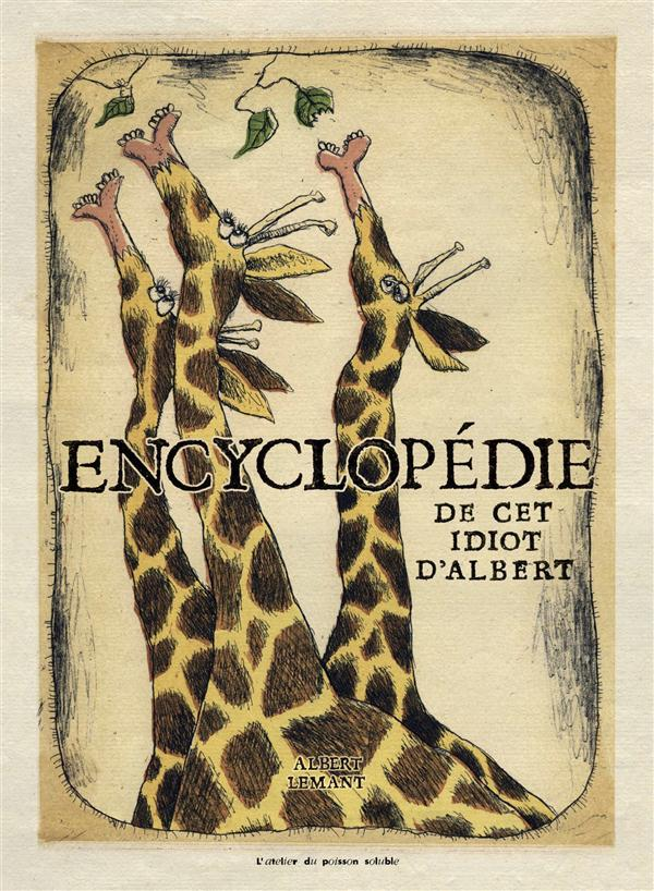 Encyclopédie de cet idiot d'Albert