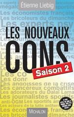 Vente Livre Numérique : Les nouveaux cons Saison 2  - Etienne Liebig