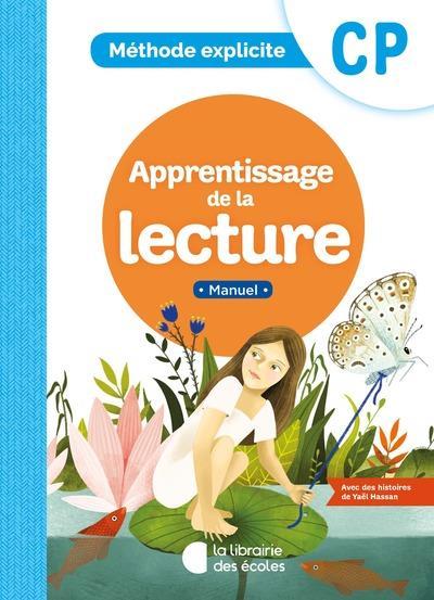 Méthode explicite ; français ; lecture ; CP ; manuel (édition 2020)