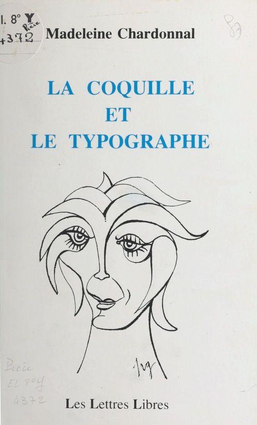 La Coquille et le Typographe