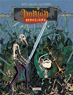 Couverture de Donjon Monsters T13 - Reveille-Toi Et Meurs