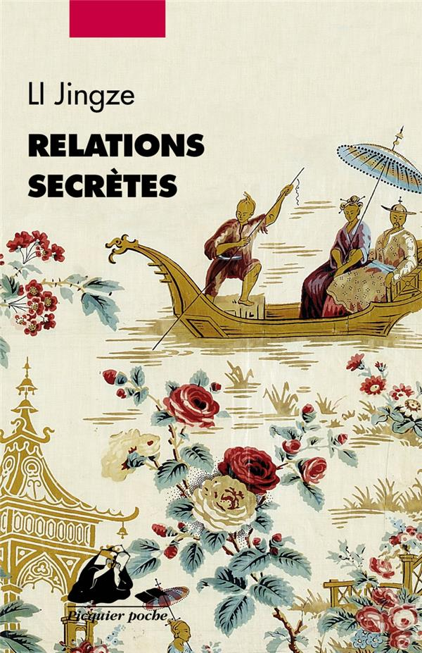 RELATIONS SECRETES