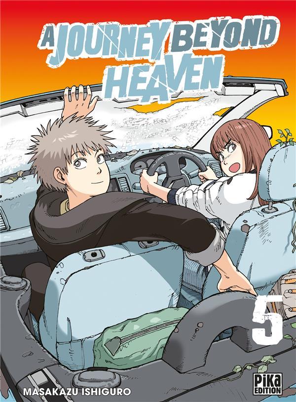 a journey beyond heaven t05