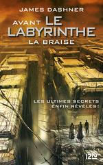 Vente Livre Numérique : Avant Le labyrinthe - tome 5 : La Braise  - Dashner James