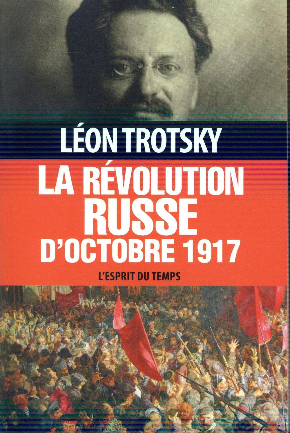 La révolution russe d'octobre 1917
