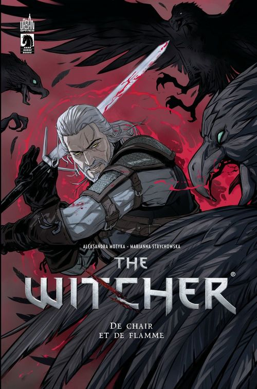 The Witcher - Tome 2 - De chair et de flammes