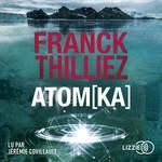 Vente AudioBook : AtomKa  - Franck Thilliez