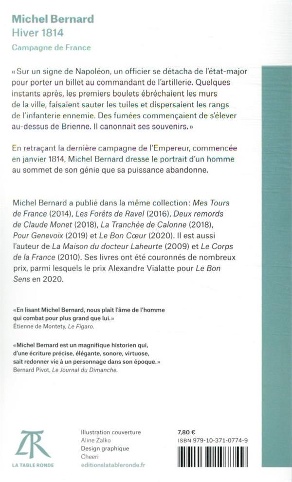 Hiver 1814 ; campagne de France