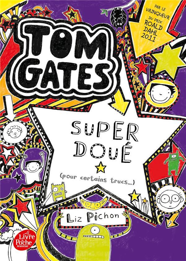 TOM GATES T.5  -  SUPER DOUE (POUR CERTAINS TRUCS...)