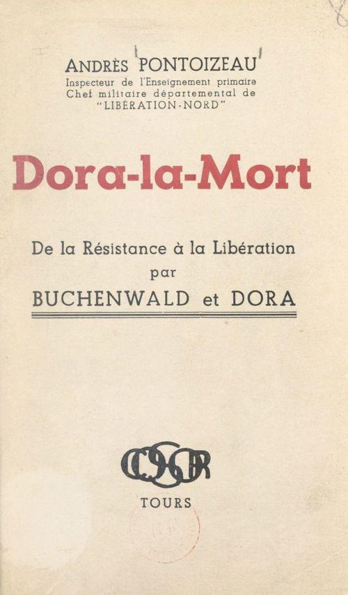 Dora-la-mort  - Andrès Pontoizeau