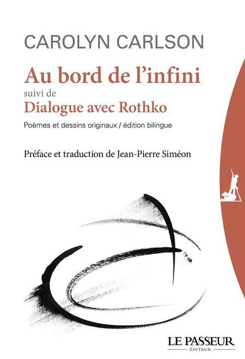 Au bord de l'infini ; dialogue avec Rothko