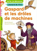 Vente Livre Numérique : Gaspard et les drôles de machines  - Benoît Broyart