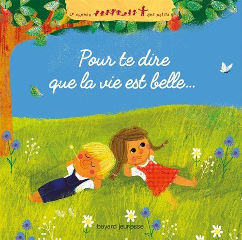 Vente EBooks : Pour te dire que la vie est belle...  - Sophie Furlaud  - Sophie de Brisoult
