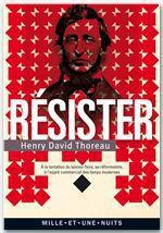 Vente EBooks : Résister  - Henry David THOREAU