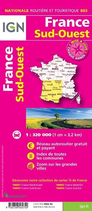 1M803 ; France Sud-Ouest