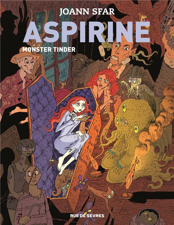 Aspirine T.3 ; monster tinder