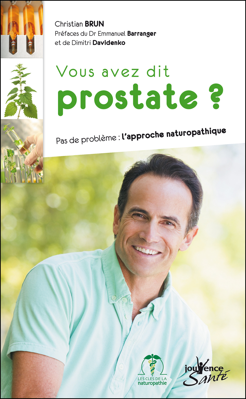 Vous avez dit prostate ?
