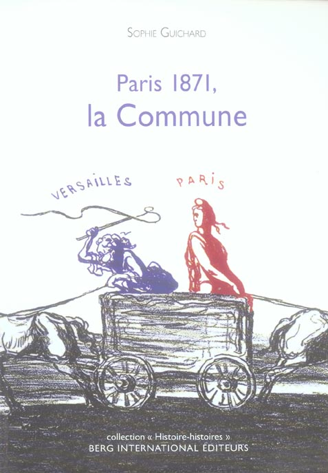 Paris 1871, la commune