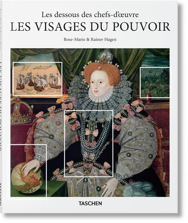 - LES DESSOUS DES CHEFS-D'OEUVRE  -  LES VISAGES DU POUVOIR