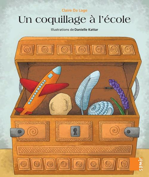 Aux 4 Vents; Un Coquillage A L'Ecole ; Gs