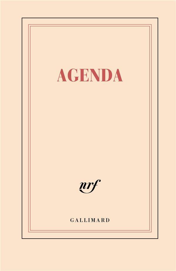 agenda (édition 2021)
